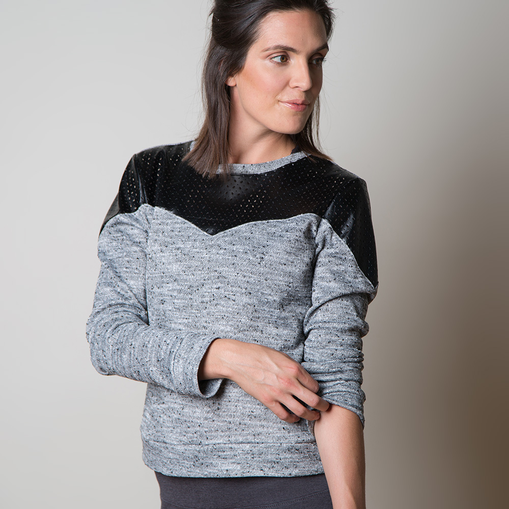 fraser sweatshirt sewing pattern