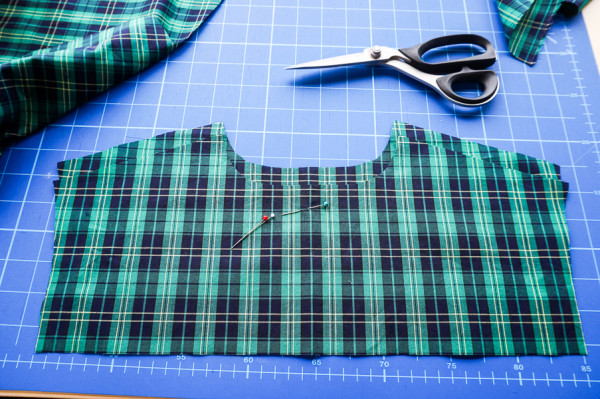 sewing the granville shirt in plaid fabrics-1-16