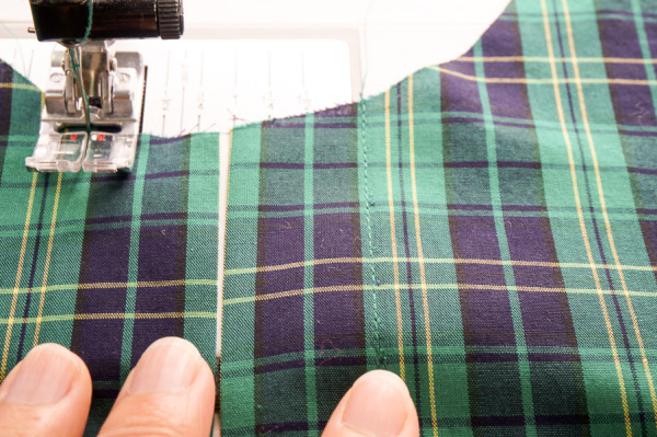 sewing the granville shirt in plaid fabrics-1-2