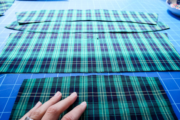 sewing the granville shirt in plaid fabrics-1-23