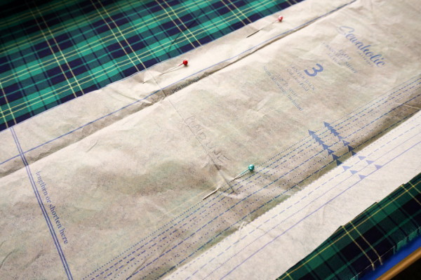 sewing the granville shirt in plaid fabrics-1-4