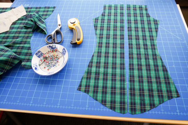 sewing the granville shirt in plaid fabrics-1-6