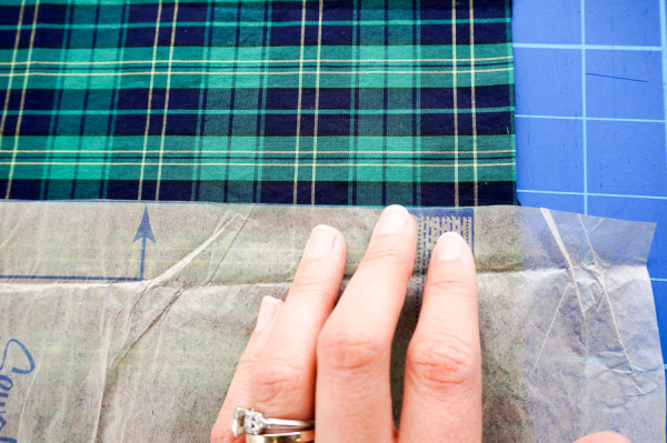 sewing the granville shirt in plaid fabrics-1-9