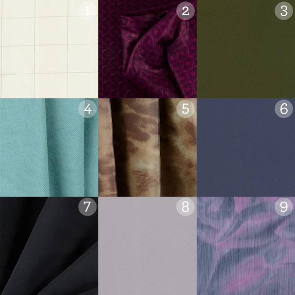 Seymour Jacket Fabrics