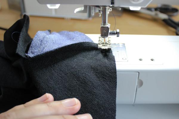 Fraser Sweatshirt Collar Tutorial 18